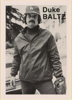 Duke Baltz
