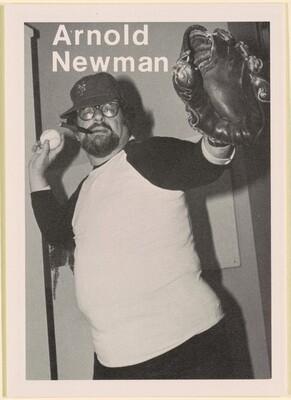 Arnold Newman