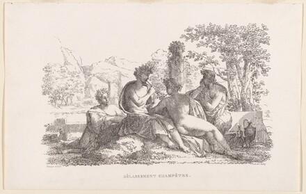 Délassement champêtre (Sylvan Leisure)