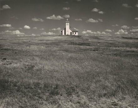 Church on the Great Plains, South Dakota