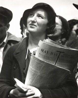 May Day, San Francisco, California