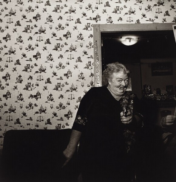 Jean Sabatine, Christmas, Martins Creek, Pennsylvania