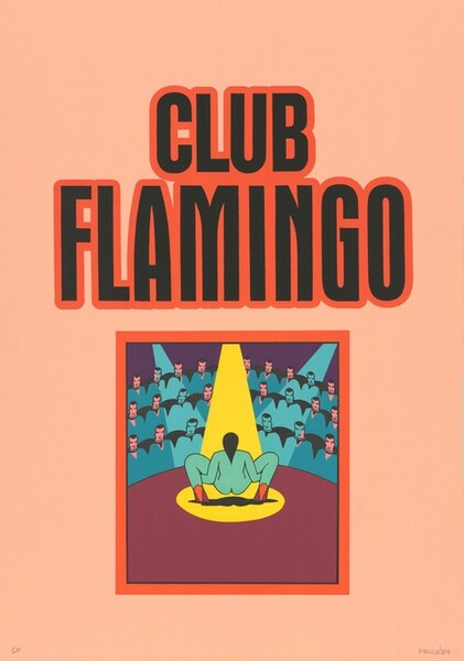 At Club Flamingo