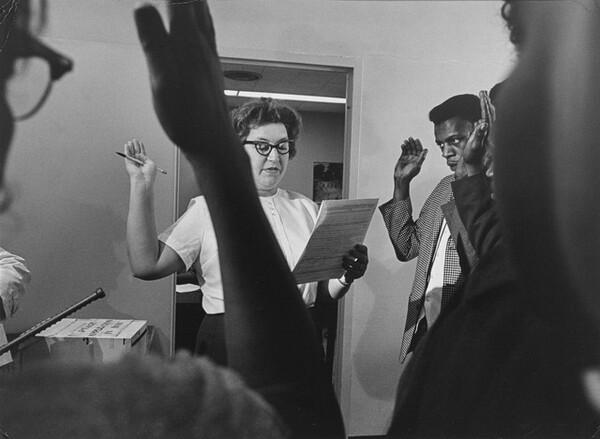 Voting, Selma, Alabama