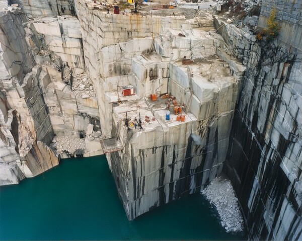 Rock of Ages #7, Active Granite Section, Wells-Lamson Quarry, Barre, Vermont