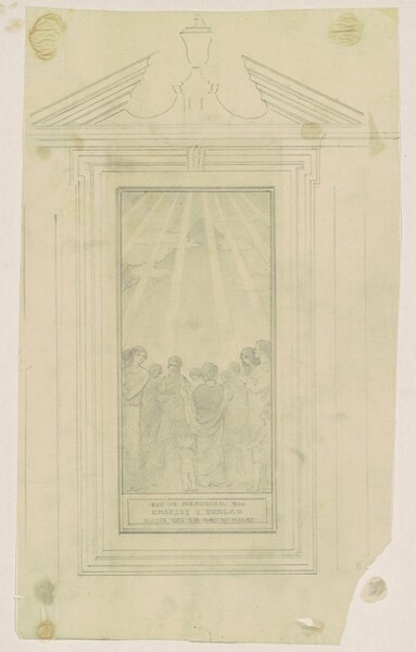 Study for The Sermon on the Mount