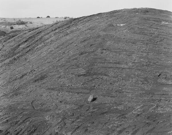 Surveyor's Mark, Diamond Bar, California