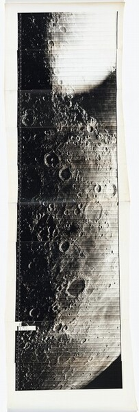 Lunar Orbiter, High Resolution, LOIV H-177