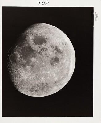 Apollo 8 Moon