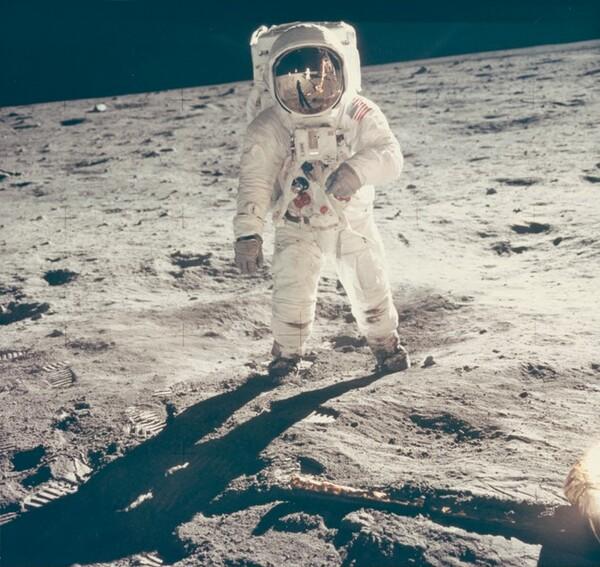 Buzz Aldrin, Moon Walk Reflection