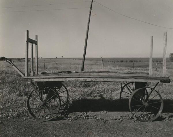 Missouri Pacific Line Wagon, Panama, Nebraska