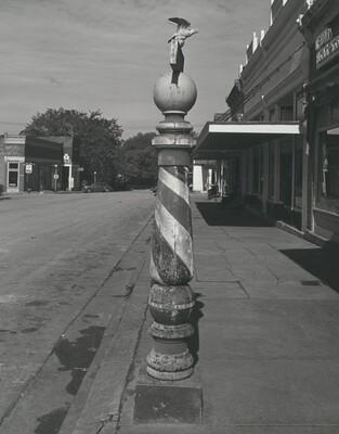 Barber Pole, Battle Creek, Nebraska