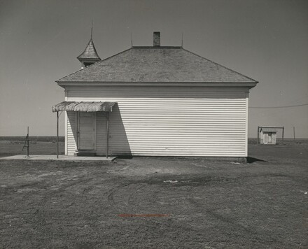Schoolhouse, Eastern Nebraska