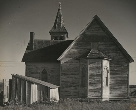Church, near Milford, Nebraska