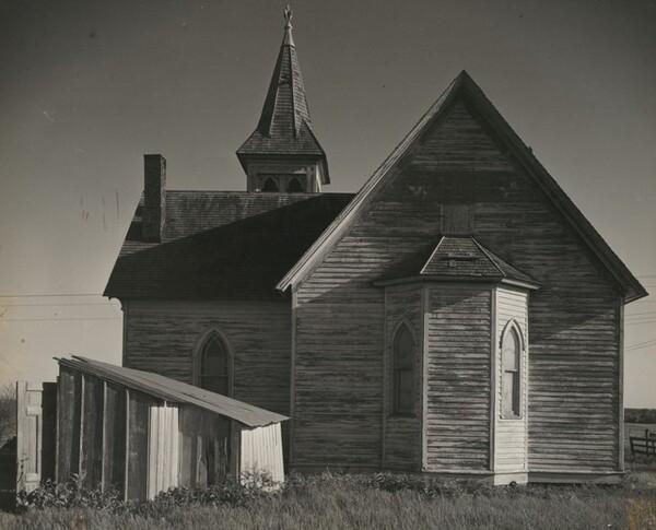 Church, near Milford, Nebraska