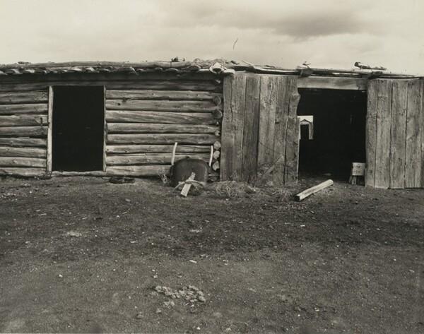 Abandoned Farm near Malta, Idaho