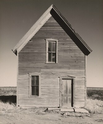 Farmhouse near McCook, Nebraska
