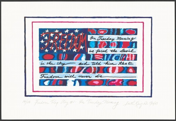 Freedom Flag #1
