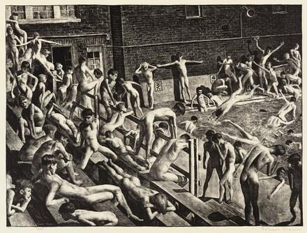 Pool (Boys Bathing)