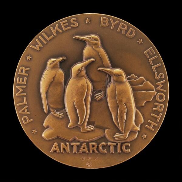 The Antarctic [reverse]