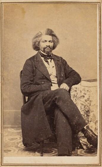 Andrew & Ives, Frederick Douglass, 18631863