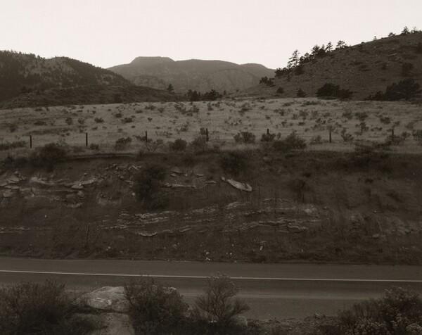 Along the South St. Vrain Creek, Boulder County, Colorado