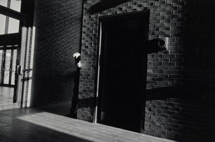 André Kertész at Long Island University, Brooklyn, New York
