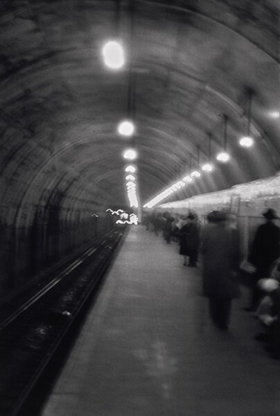 Fifth Avenue IND Subway Station, New York, NY, December