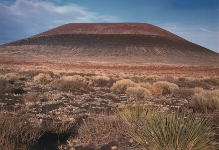 Roden Crater: Color Photograph