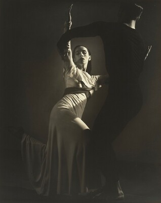 Barbara Morgan, Martha Graham, American Document (