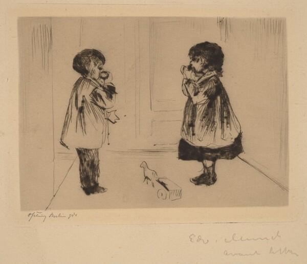 Two Children (Zwei Kinder)