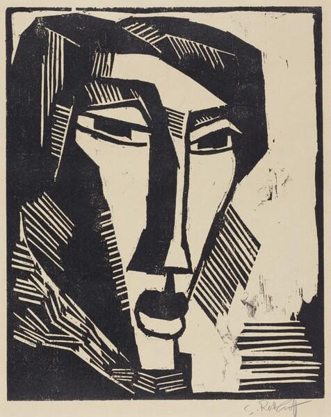 Head of a Woman (Frauenkopf)