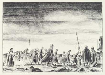 Okinawa Refugees