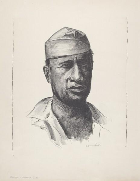 Hawaiian Soldier