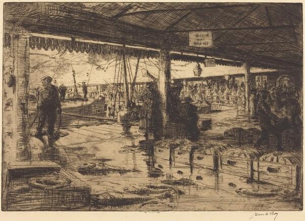 The Fishmarket, Aberdeen