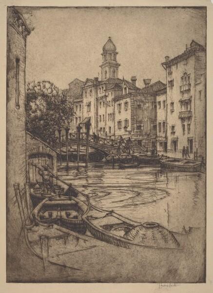 A Venetian Byway