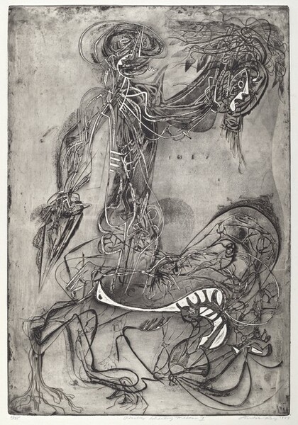 Perseus Beheading Medusa, I