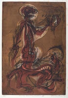 Perseus Beheading Medusa, VIII