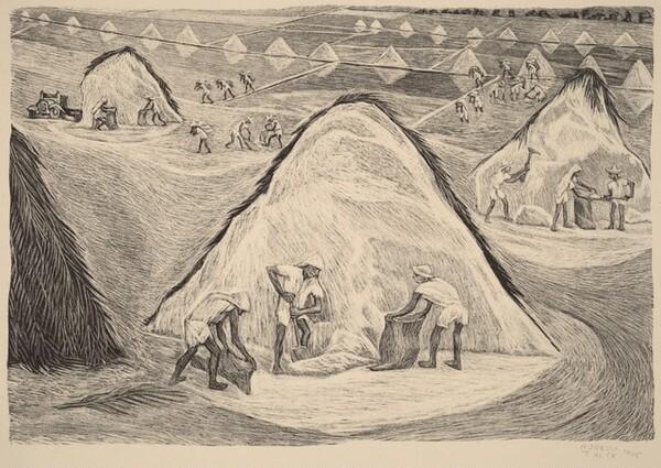 Salt Deposits of Celestién
