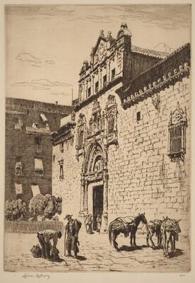 Santa Cruz, Toledo