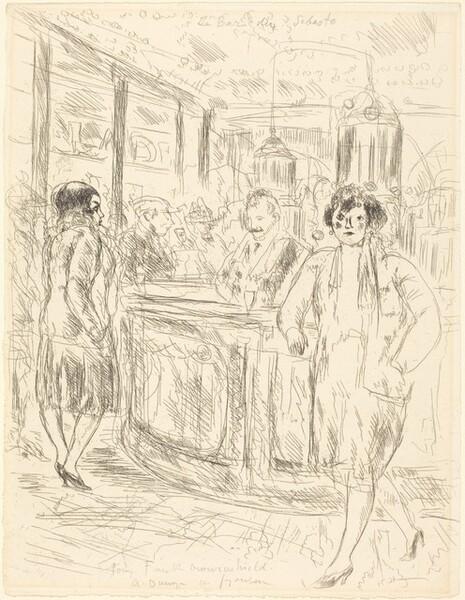 Sebasto's Bar (Le Bar du Sebasto)