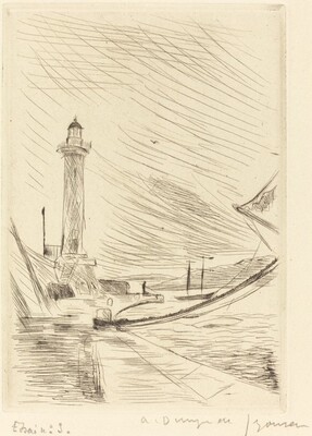 Lighthouse, Saint-Tropez (Saint-Tropez, le phare)