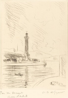 Lighthouse, Saint-Tropez (Le Phare de Saint-Tropez)