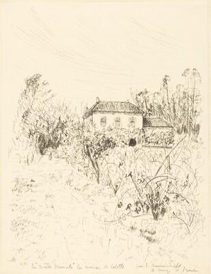 La Treille Muscate, la maison de Colette