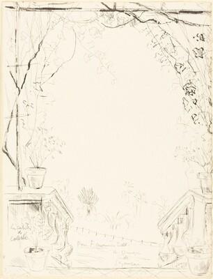 La terrasse (The Terrace)