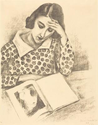 Reader (Grande liseuse)