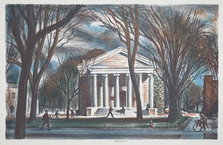 Clio Hall, Princeton