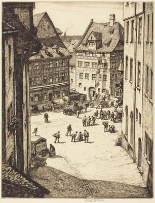 Dürer's House, Nürnberg