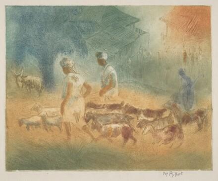 Bringing Goats to Market