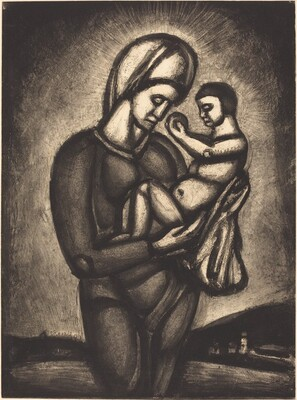 En ces temps noirs de jactance et d'incroyance, Notre-Dame de la Fin des Terresvigilante